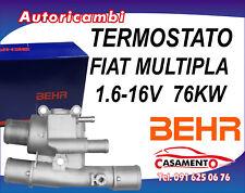 TERMOSTATO COMPLETO BEHR FIAT MULTIPLA 1.6 16v bipower 76KW DAL 4/99 IN POI