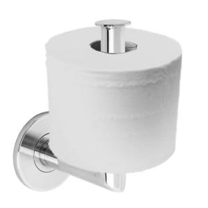 Winkelförmiger Toilettenpapierhalter WC Klopapierhalter Edelstahl Rollenhalter
