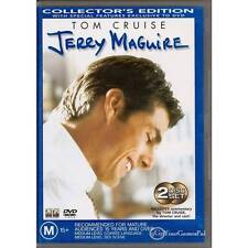 DVD JERRY MAGUIRE Tom Cruise 2-DISC COLLECTORS EDITION 1997 R4 NOT SEALED [BN]