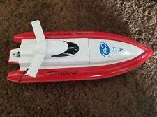Remote control boat toy