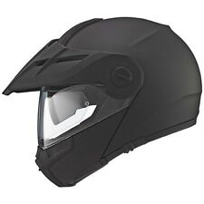 Schuberth Motocicleta Plegar Sistema Casco E1 Color: NEGRO MATE TALLA 56/57