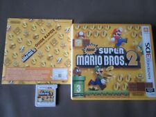 NEW SUPER MARIO BROS 2 ( 3DS - NINTENDO ) COMPLET