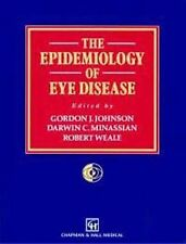 The Epidemiology of Eye Disease (A Hodder Arnold Publication)-ExLibrary