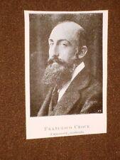 Deputato nel 1905 Francesco Croce di Capannori