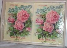 Wood Chic Tv Tray Serving Cottage Victorian Rose Home Kitchen Decor Wooden