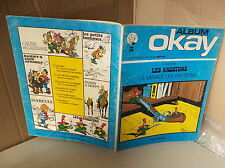 RARE E.O. 1972 les Krostons par Deliège Album Okay dupuis