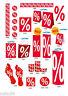 Plakate Ankleber Hänger verschied Gr. Deko Werbung Display Aufkleber Aufsteller