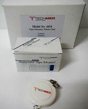 "Tech Med 4414 Medical Nursing Retractable 72"" Pocket Tape Measure QTY 36"