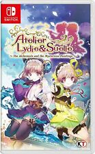Atelier Lydie & Suelle | Nintendo Switch New