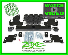 "Zone Offroad C9157 1.5"" Body Lift Kit for 15-18 Chevrolet Colorado GMC Canyon"