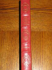 Easton Press- The Social Contract and Discourses -  Factory Sealed