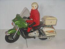 KYOSHO VINTAGE RC MODELL - MOTORRAD - HARLEY DAVIDSON  FLH 80 - 1:6 -