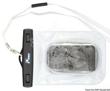 AMPHIBIOUS Waterproof Camera Case Pouch Inflatable 11x5x7x2cm
