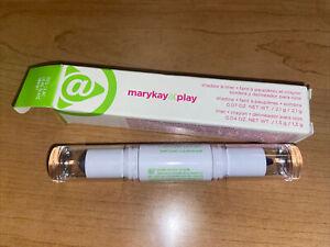 Shadow & Liner Crayon Mary Kay At Play ICED LILAC Makeup NEW Crayon IN BOX