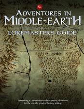 El Anillo Único RPG-Aventuras en la Tierra Media-Loremaster 's Guide