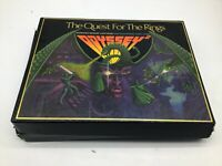 Magnavox Odyssey 2 Vintage Video Game The Quest For The Rings