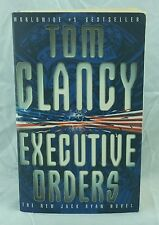 EXECUTIVE ORDERS by Tom Clancy (Paperback, 1997) VGC SPECIAL OVERSEAS EDITION