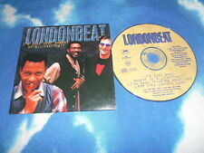 LONDONBEAT – I'M JUST YOUR PUPPET ON A.. UK MAXI CD SINGLE E.P W/RARE B-SIDES