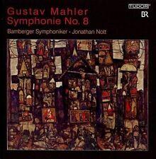 Mahler: Symphonie No. 8 Super Audio Hybrid CD (CD, Nov-2013, Tudor Records)