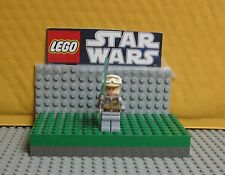 "STAR WARS LEGO LOT  MINIFIGURE--MINI FIG  ""  LUKE SKYWALKER  HOTH ---8089  """