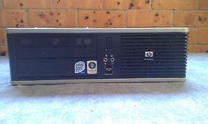 HP DC7900 Core 2 Duo E7500 2.93GHz CPU 2Gb RAM 160G HDD DVDRW KB&Mouse