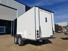 3.6m/ L x 1.8m/H  ALUMINUM VAN TRAILER- FINANCE AVAILABLE -$71 p/week -4 years