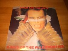Adam and the ants-kings of the wild frontier.lp