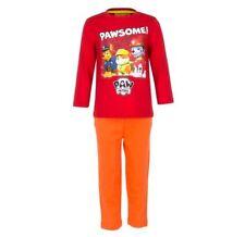 Vêtements rouge 6 ans pour garçon de 2 à 16 ans en 100% coton