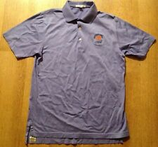 Peter Millar The Ocean Course Kiawah Short Sleeve Golf Polo Shirt Mens Small Euc