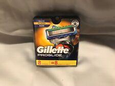 Gillette Fusion 5 Proglide Razor Refill Blades, 8 Cartridges,