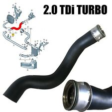 AUDI A6 C6 2004-2008 2.0 TDi TURBO ENGINE PIPE TUBE INTERCOOLER HOSE 4F0145738R