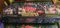 Topps 2020 Baseball Factory Set Retail Box