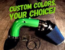 "03-07 Cummins 5.9 Custom 4"" Cold Air Intake Turbo Whistle Custom Colors"