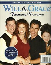 WILL & GRACE FABULOUSLY UNCENSORED SPECIAL COLLECTOR'S EDITION SOFTCOVER BOOK