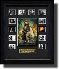 Pirates of the Caribbean: On Stranger Tides film cell (2011) (a)
