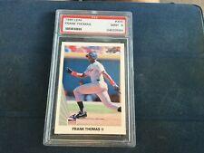 1990 Leaf Chicago White Sox Frank Thomas Rookie PSA Mint 9!