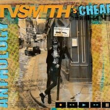 Tv Smith - Cheap Remastered (NEW CD)