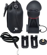 Xit XTLCDMVL Professional Locking LCD Viewfinder with 3.4X Magnification