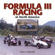 Formula III Racing in North America, Reynolds, Harry C.