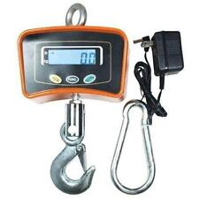 500 KG / 1100 LBS Digital Crane Scale Heavy Duty Industrial Hang weight Measure