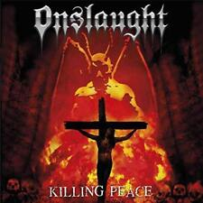 Onslaught-Killing Peace CD NEW