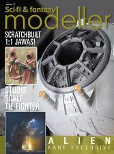 Sci Fi & Fantasy Modeller 37 Star Wars Bladerunner Galactica Jonny Quest Cylon