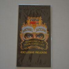 "MICHAEL JACKSON - SOMEONE PUT YOUR HAND OUT - 1991 JAPAN PEPSI 3"" CD PROMO"