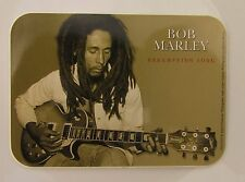 BOB MARLEY REDEMPTION SONG VINYL STICKER OFFICIAL LICENSED PRODUCT 2005 REGGAE