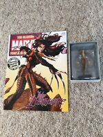 Eaglemoss Marvel The Classic Figurine Collection Issue 87 Lady Deathstroke