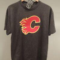 NHL Calgary Flames Hockey Shirt New Mens SMALL