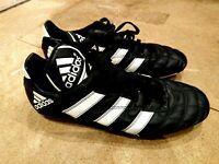 Men's Vintage Adidas Football Boots 1999, Liga Spec 045444 UK Size 10.5