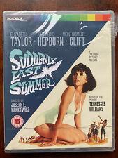 Suddenly Last Summer Blu-ray 1959 Movie Classic Indicator Ltd Ed BNIB