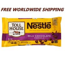 Nestle Toll House Milk Chocolate Morsels 11.5 Oz FREE WORLDWIDE SHIPPING