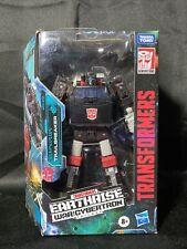 MISB Transformers Earthrise Deluxe Trailbreaker , War For Cybertron Trilogy